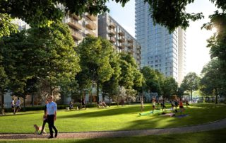 GIA Rights of Light for Wood Wharf