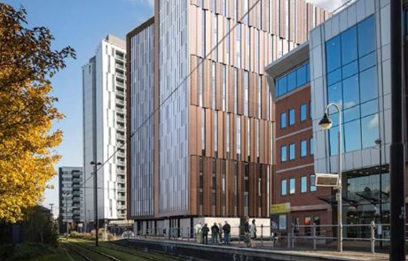 GIA Party Wall Rights of Light and Daylight and Sunlight for Erie Basin in Manchester