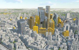 GIA announce new Wind Measurements Service using VU.CITY London