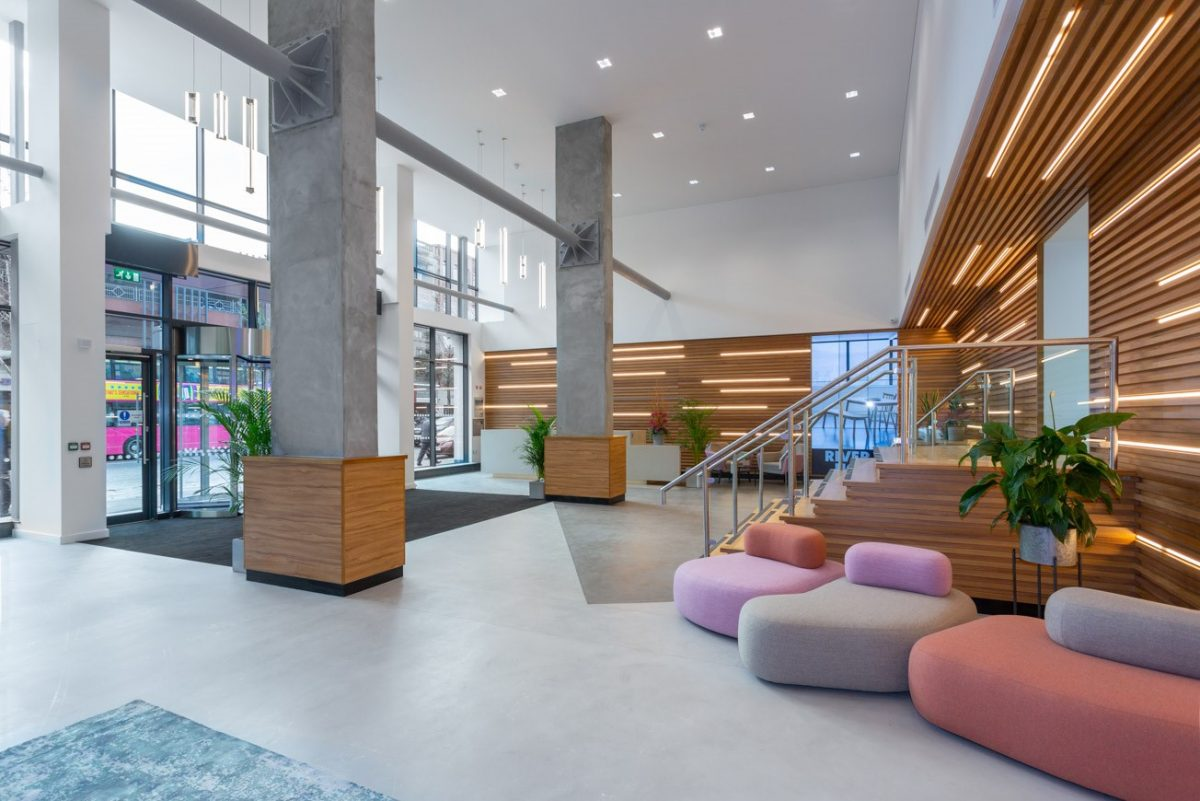 GIA Belfast new Offices
