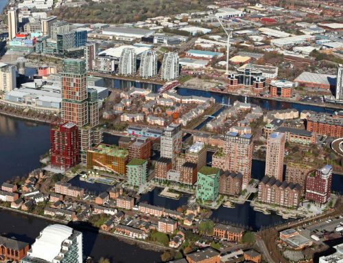 GIA appointed to consult on Salford Quays Development